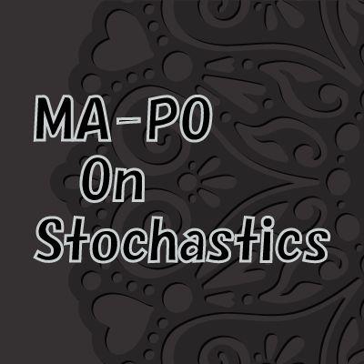 【MA-PO on Sto】 MT4サインツール・簡単カスタマイズ 【FX・CFD】