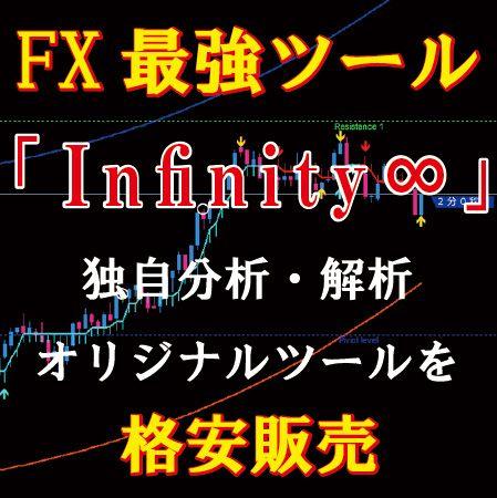 今話題の「infinity∞」を独自に解析・分析し補助ツールも無償提供