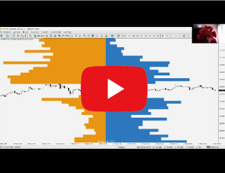 【FX動画】カニトレーダーさんから学ぶOANDAオーダーブックを用いたチャート分析術 vol.1