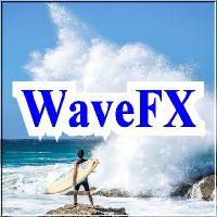 10コのMAから、未来価格を予想し、波の画像で表示します