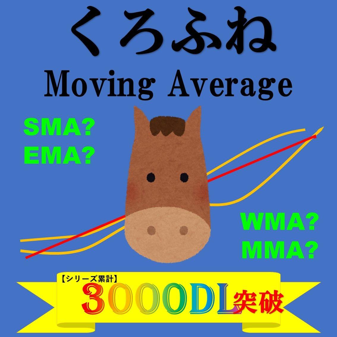KUROHUNE Moving Average