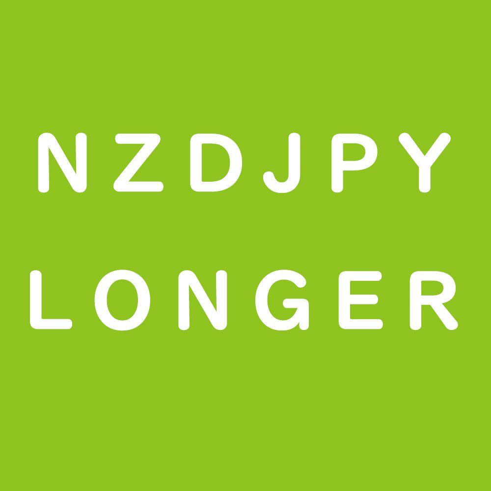 NZDJPY LONGER