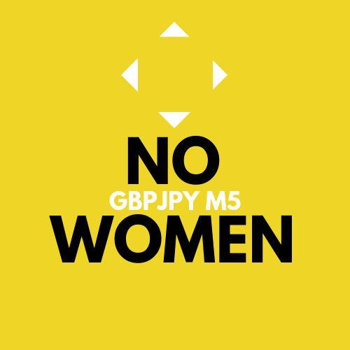 NO WOMAN M5 GBPJPY