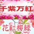 花紅柳緑と千紫万紅のセット品