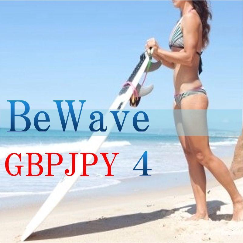 『Be Wave』シリーズ第4弾!10年間で440%超!勝率100%!トレード回数10,000回超![両建てなし]