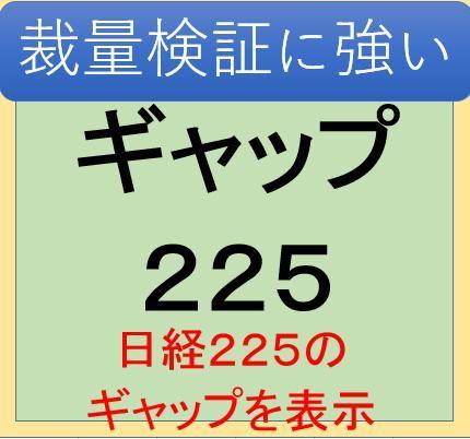 ギャップ225