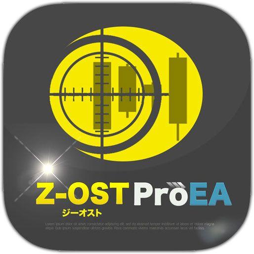 Z-OST Proで見つけた勝率の高いパラメータ値を入力することで自動売買を行う専用EA