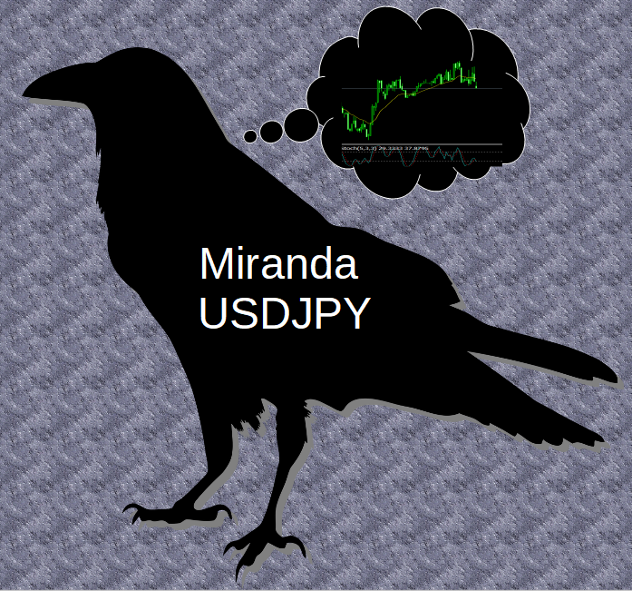 Miranda_USDJPYは、厳選されたエントリー条件クリア後にポジションを持つ、USDJPY専用のEAです。