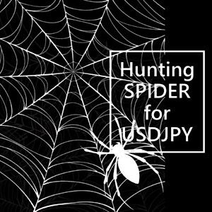 Hunting SPIDER for USDJPY