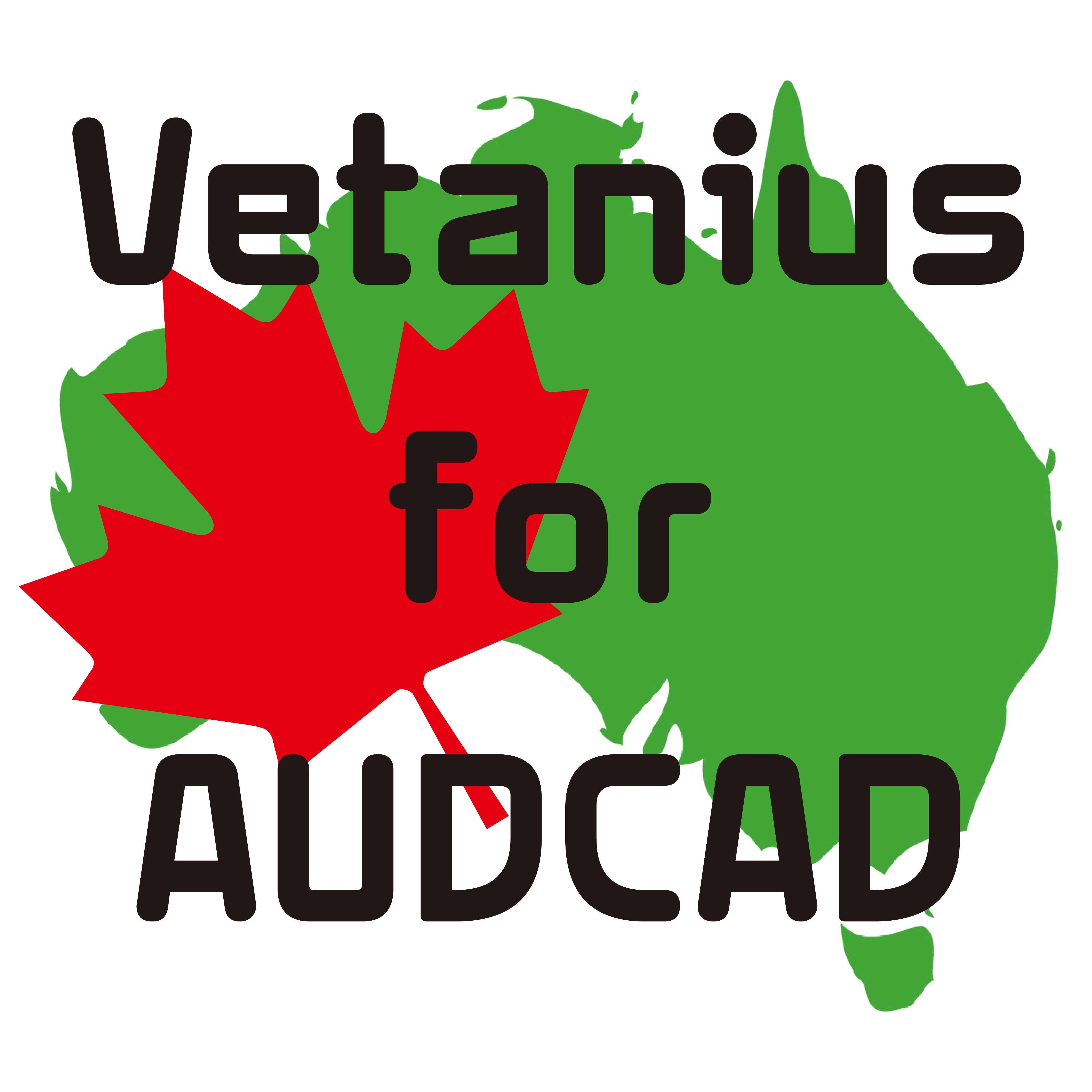 Vetanius for AUDCAD