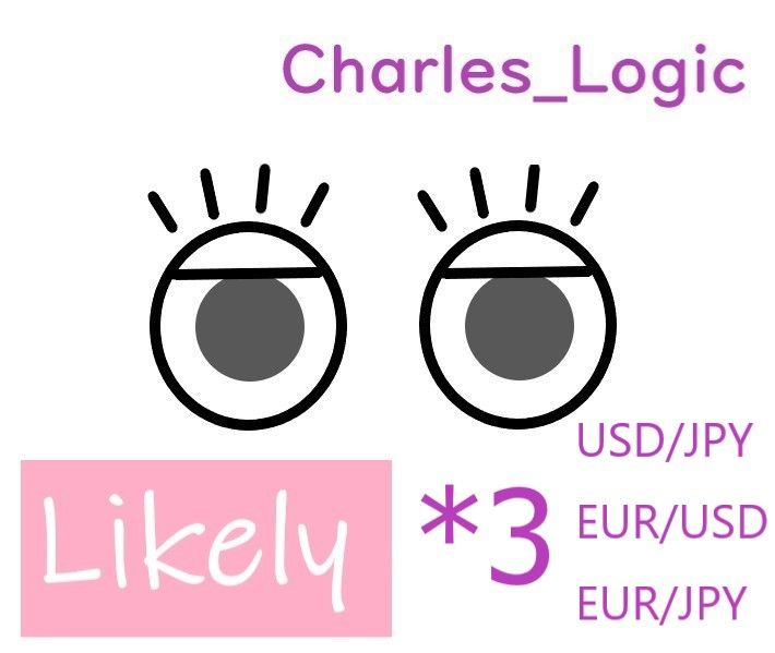 LikelyクロスレートJPY/USD/EUR/EA3点セット