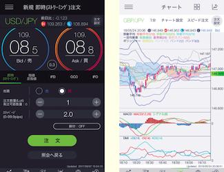 モバイルトレード最前線【DMM.com証券】DMM FX for iPhone/DMM FX for Android