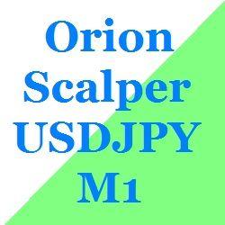 スカルパー オリオン USDJPY M1