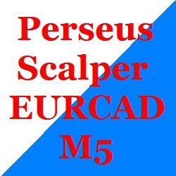 安全・安定設計、高勝率&低DDのEUR/CADのM5のスキャルピング