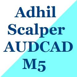 安全・安定設計、高勝率&低DDのAUD/CADのM5のスキャルピング