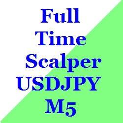 高勝率、低DDのUSD/JPYのM5のスキャルピング