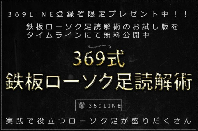 369式ローソク足読解術[お試し版]