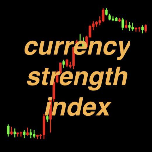 通貨の強弱が一目でわかるインディケーター