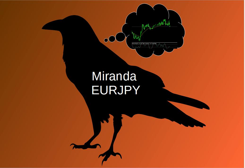 Miranda_EURJPYは、厳選されたエントリー条件クリア後にポジションを持つ、EURJPY専用のEAです。