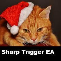 「Sharp Trigger EA」FX MT4 EA 自動売買 GBPUSD 1分足 スキャルピング/デイトレード ※実験用/教材用 ソース(mq4ファイル)付 自由に改造OK