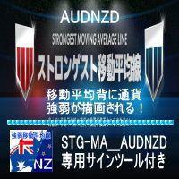 専用サインツール付き!ストロンゲスト移動平均線!AUDNZD