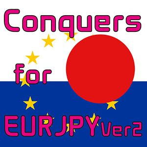 Conquers for EURJPY Ver2