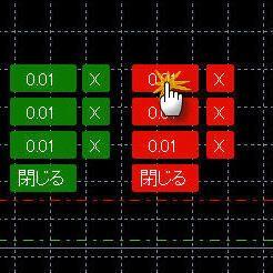 T/P自動設定&調整のワンクリック成行トレードシステム