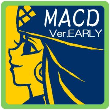 裁量トレーダー必見☆MACDの角度を参考にし、有用性が高いエントリーポイントを早期察知します!