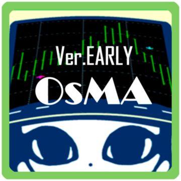 裁量トレーダー必見☆OsMAの角度を使用し、有用性が高いMACDのゴールデンクロス・デッドクロス発生を早期察知します!