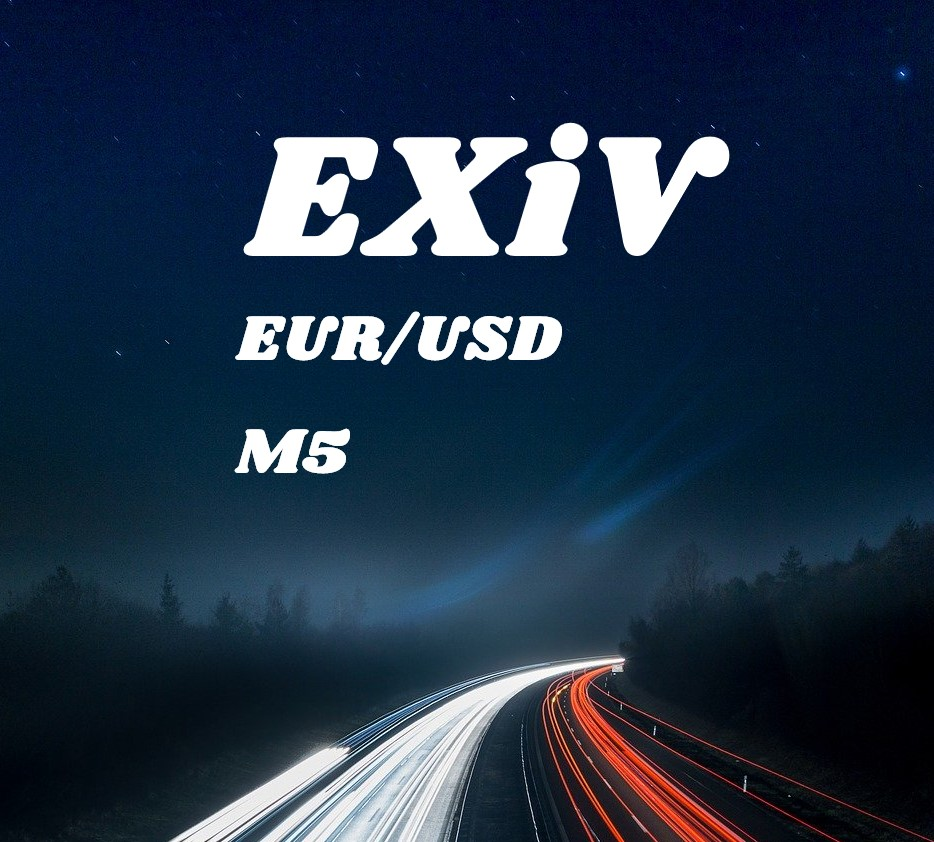EXiVシリーズ第2弾!EURUSD_M5専用
