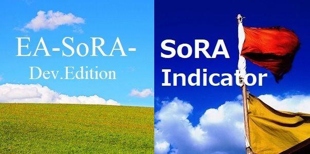 【Twitter連動企画】SoRAのEAとインジケーターのセットです!