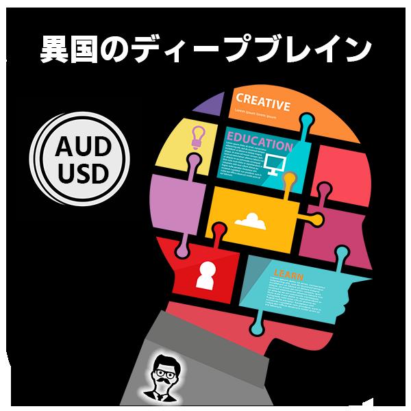 EAポートフォリオに追加しやすいAUDUSD専用のEA!