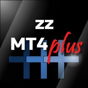 【zz_MT4plus Ver 1.13】MT4の操作性を改善するカスタムインジケーター。