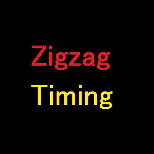 【数量限定】Zigzagを使って過去チャートから折り返しのタイミングを計算&確率表示