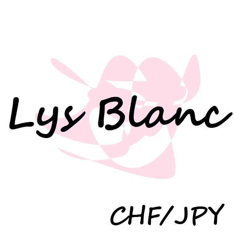 Lys Blanc CHFJPY