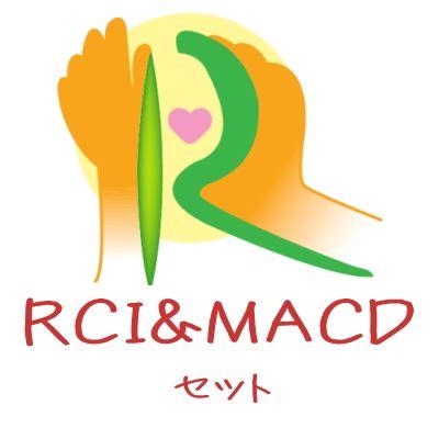 「Ichis RCI」&「Ichis MACD(ダイバージェンスあり)」