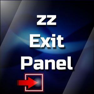 【zz_ExitPanel Ver 1.00】MT4用一括決済パネル。BreakEven表示、TP/SL設定、トレーリングストップ、金額指定決済、時刻指定決済などを行う裁量支援EA
