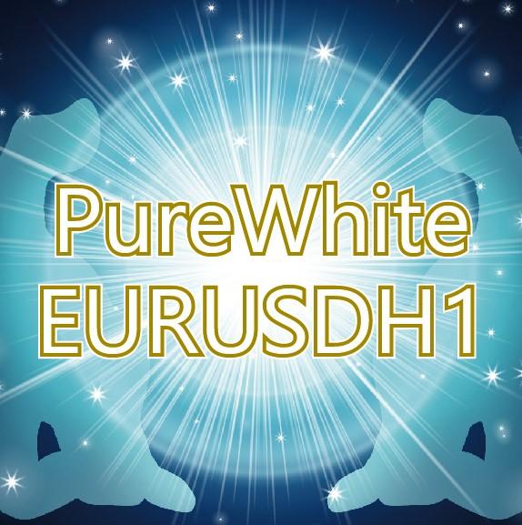 EURUSDの中型トレンドを追いかけるトレンド型EA