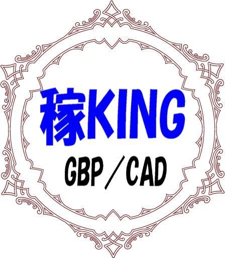 稼KING GBPCAD は安定して大きな利益を上げる為に特化したEAになっております。