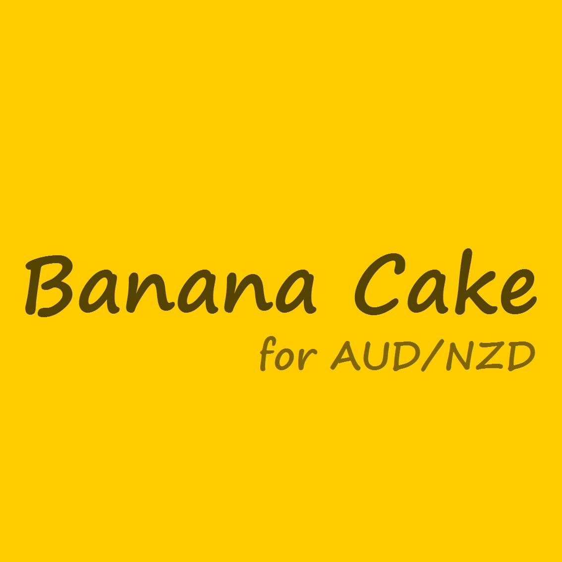 美味しいバナナケーキはいかがですか?