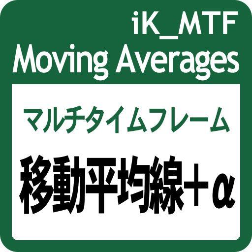 マルチタイムフレーム移動平均線に加え、チャートのタイムフレームの移動平均線・ボリンジャーバンド・パラボリックを表示するインディケータです。