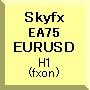 Skyfx EA75_EURUSD(H1)