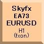 Skyfx EA73 EURUSD(H1)