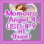 MomoiroAngel 4 USDJPY(H1)