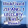 ZIPANG1 RiskFixedUSDJPY(H1)
