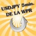 DE LA WPR 5min. USDJPY