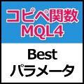 【コピペ関数】Bestパラメータ