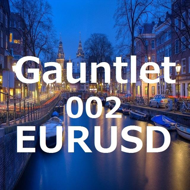 Gauntlet002 EURUSD
