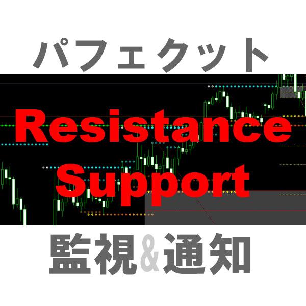 MTF4_SupRes_AlertMail_Free(無料版)