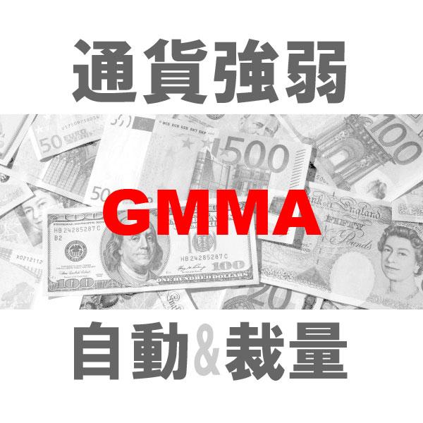 マルチ売買 通貨強弱Gmma 二刀流エントリーツール(裁量+システムトレード)TBMTS_Gmma_Pro
